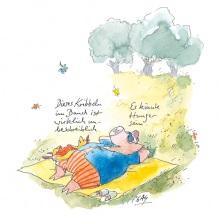 Cartoon_HuhnSchwein_Dieses_Kribbeln_im_Bauch