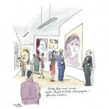 Cartoon_Kunst_Schatz_Lass_mal_einen_roten_Punkt