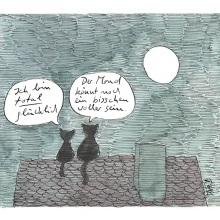 Cartoons_Tiere_Ich_bin_total_glücklich