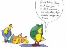 Peter Gaymanns Demensch kalender 2013  Juni_Diese_Übung_verhindert_die_frühe_Verkalkung