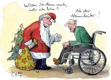 Peter Gaymanns Demensch kalender 2014  Dezember_Wissen_sie_denn_noch_wer_ich_bin