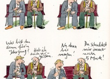 Peter Gaymanns Demensch kalender 2016  Mai_Wo_haben_wir_uns_eigentlich_kennengelernt