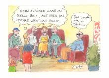 Peter Gaymann demensch Kalender 2019 mai