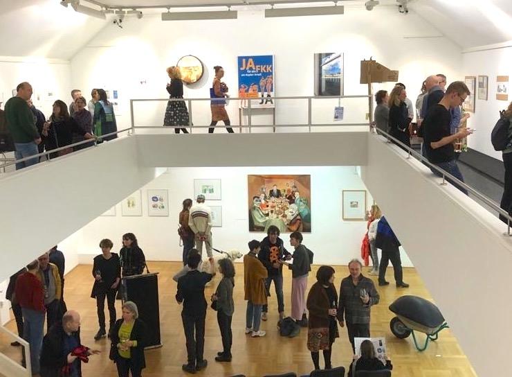 Ausstellung Peter Gaymann