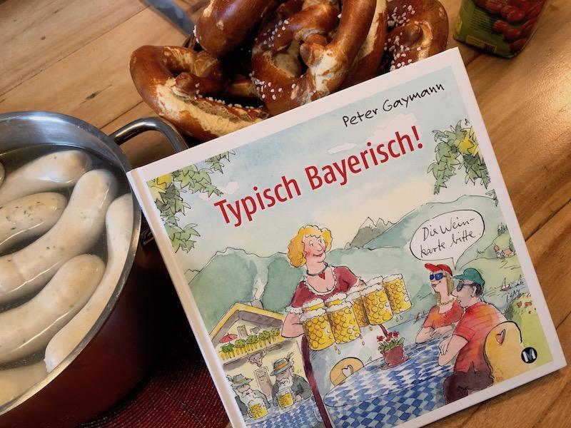 Buch Bayerisch Peter Gaymann